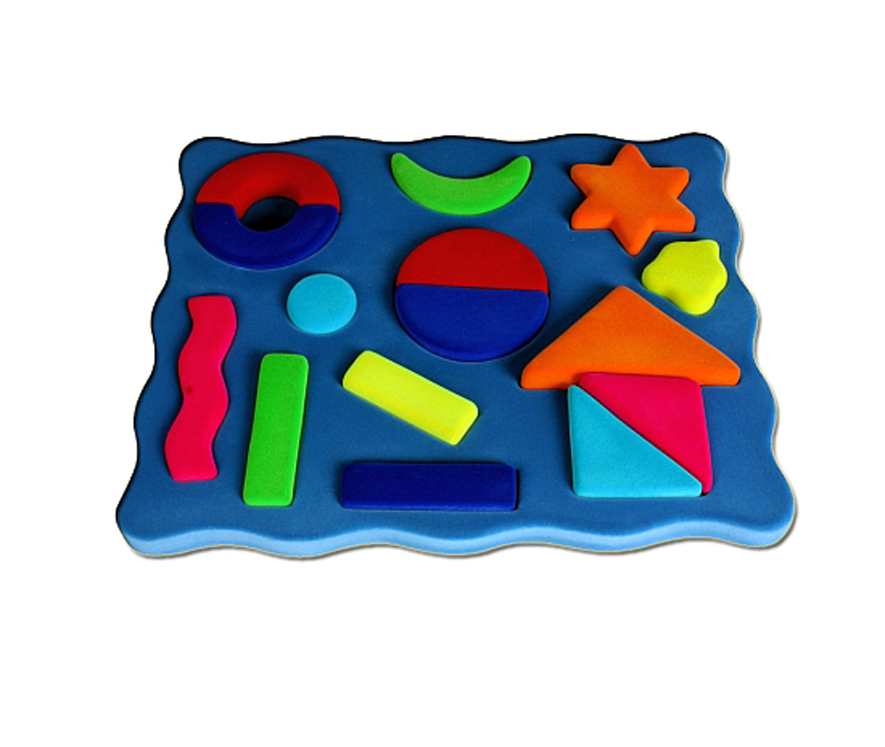 3D Shape Sorter Geometrical Shapes