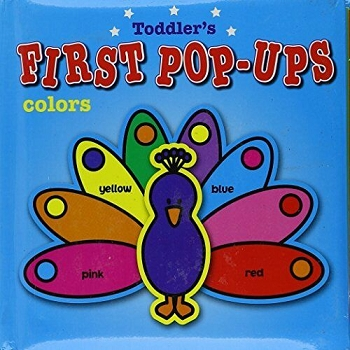 Toddler's First Pop Ups - Colors