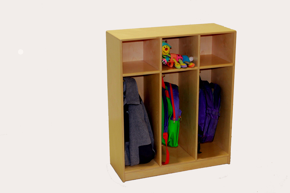 Mainstream Toddler Locker for 3