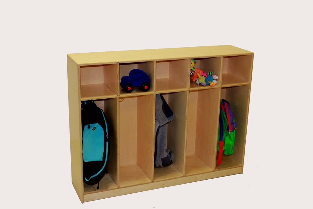 Mainstream Toddler Locker for 5 or 6