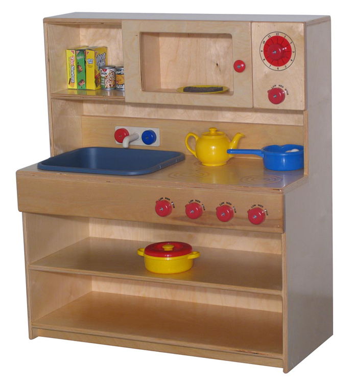 Mainstream Infant-Toddler Combo Kitchen Set