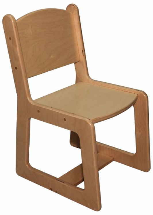 Mainstream Preschool Chair, 12''h Seat