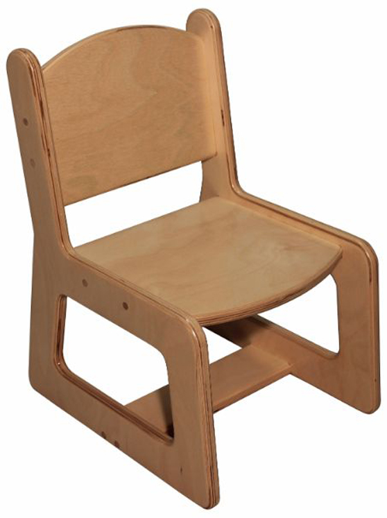 Mainstream Young Toddler Chair 8-1/2''h