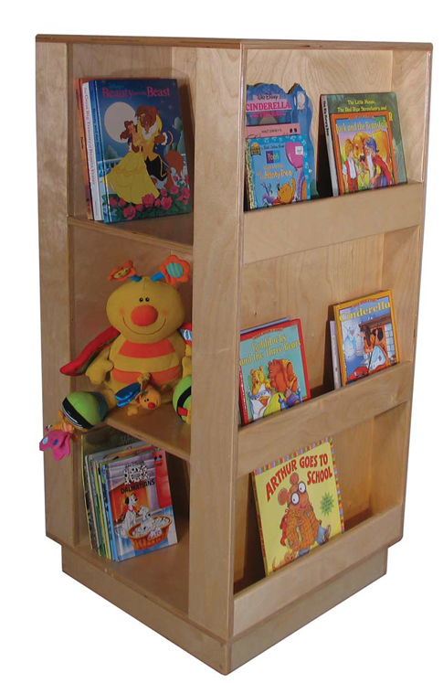 Mainstream Stationary Library and Display Center
