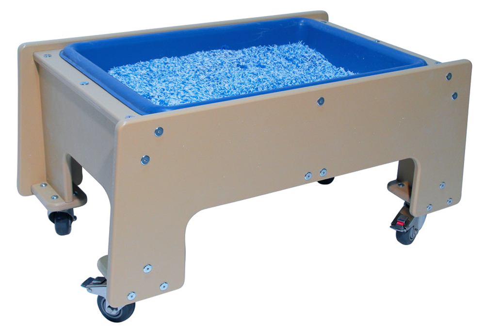 Durabuilt Outdoor Indoor Single Tub Sensory Table