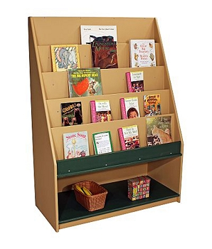 DuraBuilt School Age Book Display