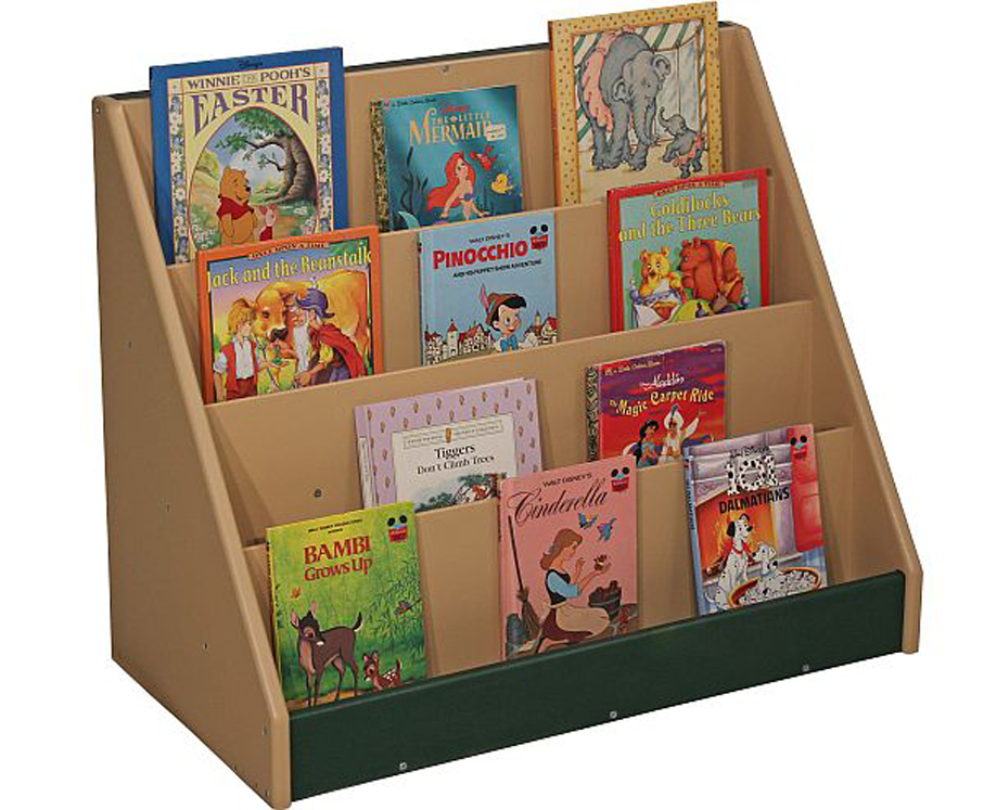 DuraBuilt Infant Toddler Book Display