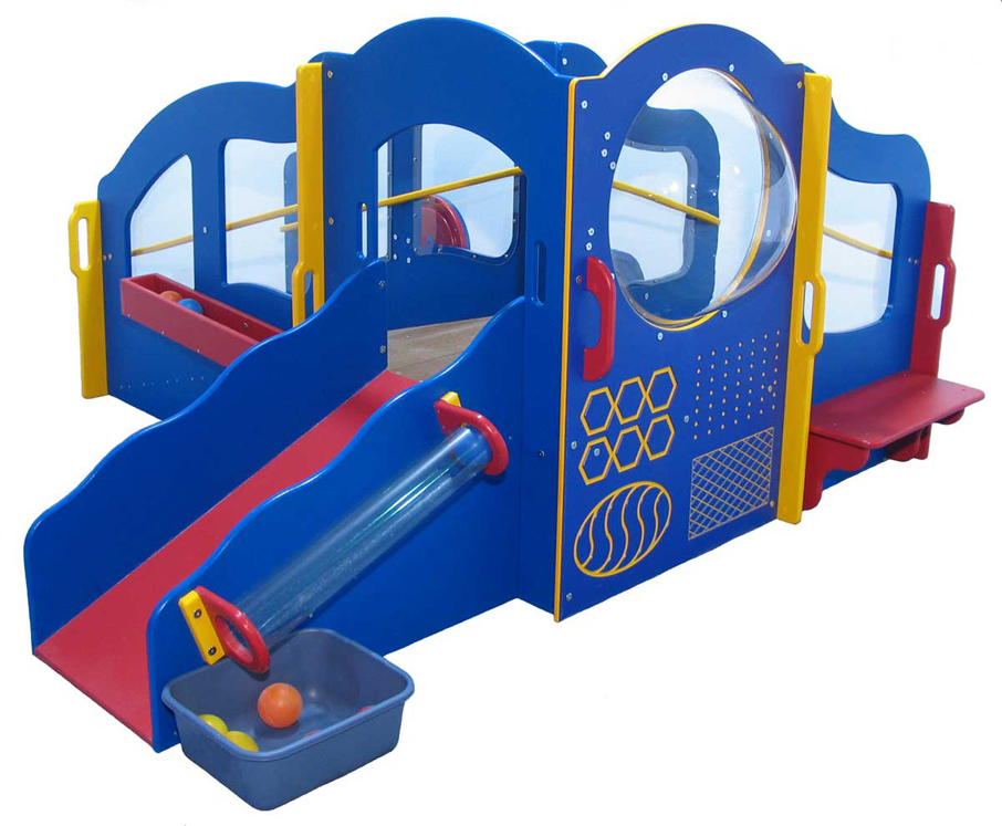 Infant Toddler Deluxe Transitional Dream Playground