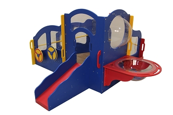 Infant/Toddler Sensory Dream Playground - Choice of Bright or Natural Colors