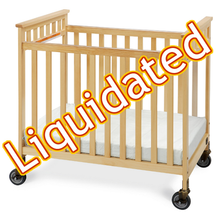 Scottsdale Adjustable Evacuation Crib