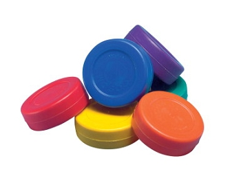 Systems Hok-E-Pucks - Set of 6