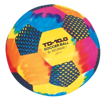 FunGripper Multi-Color Soccerball