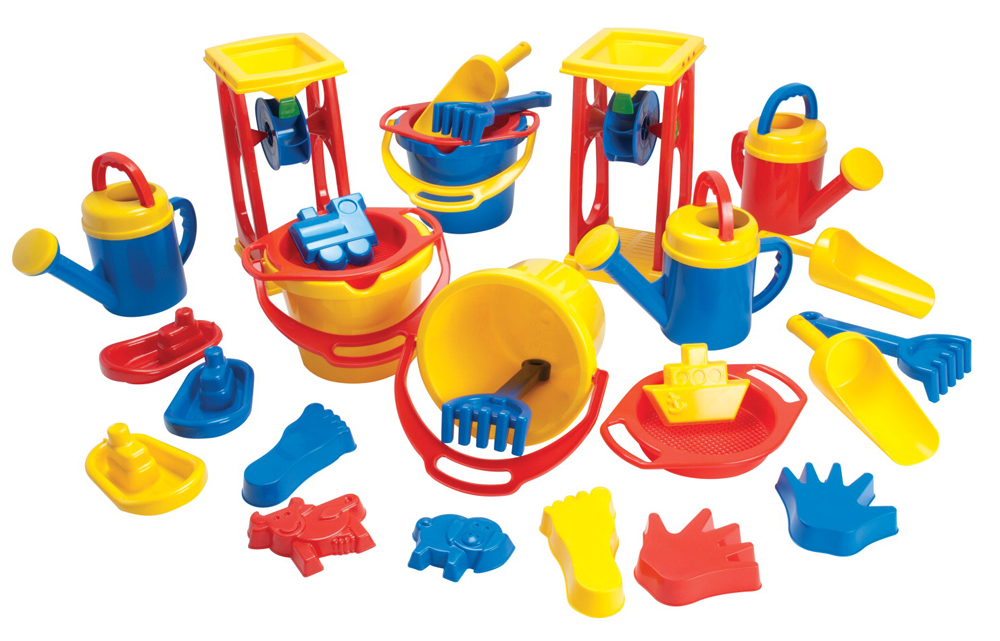 Classroom Sand and Water Play Activity Play Set