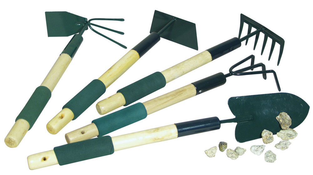 Delta Education Gardening Hand Tools Set