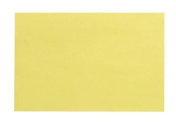 School Smart Plain Newsprint Arithmetic Paper, Canary - Pack of 500