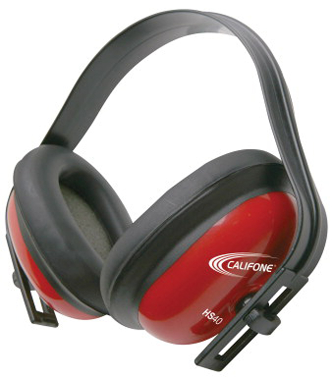 Califone Hearing Safe Hearing Protector