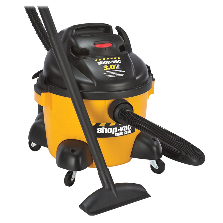 Shop-Vac Powerful Wet/Dry Vacuum Cleaner, 1-1/4