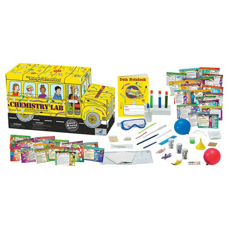 Magic School Bus Chemistry Lab Kit