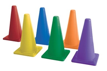 Medium-Weight Cone Set, 20