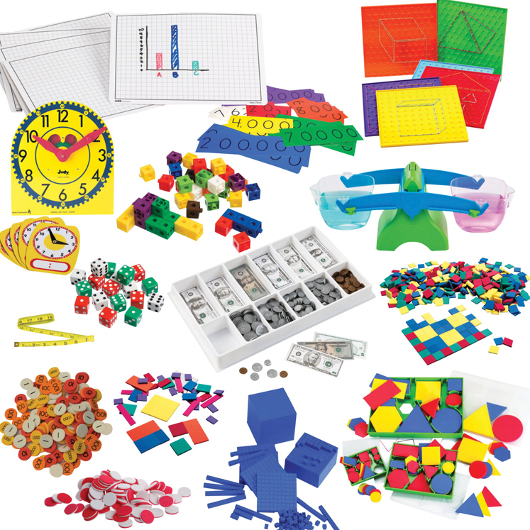 Manipulative Kit for Eureka Math, Grade 2