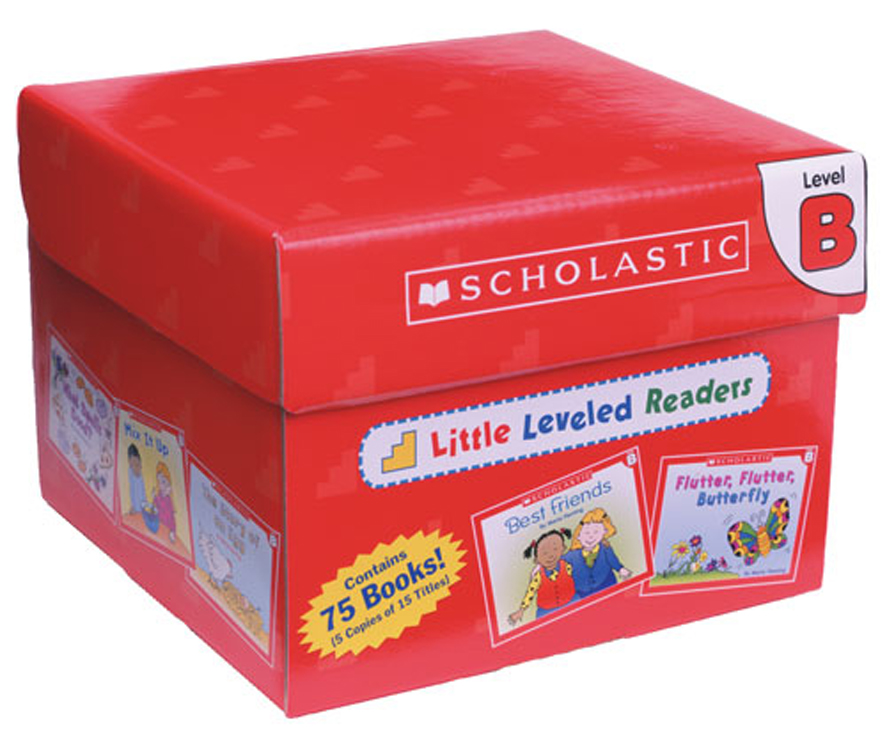 Little Leveled Readers - Set B