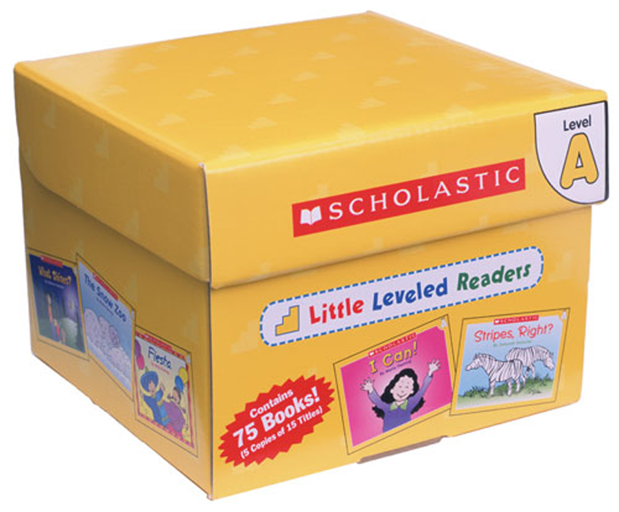 Little Leveled Readers - Set A