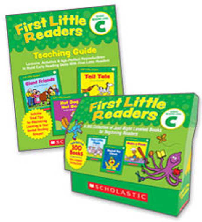 First Little Readers - Level C