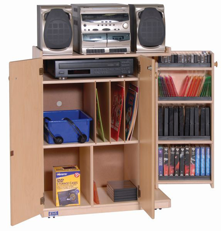 Audio Storage Unit