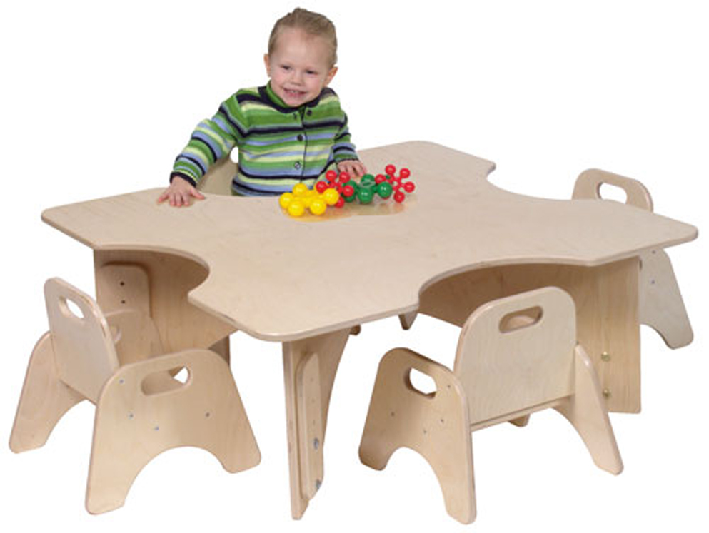 Adjustable Infant/Toddler Table