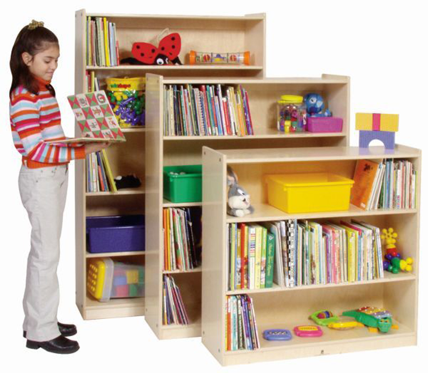 Book Case with Adjustable Shelves | Choose Height: 36