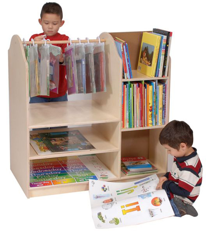 Multi Book Storage Center