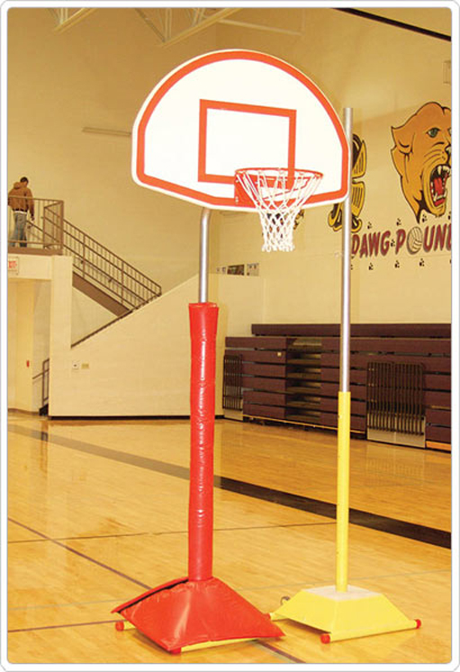 Portable Adjustable Basketball/Game Standard
