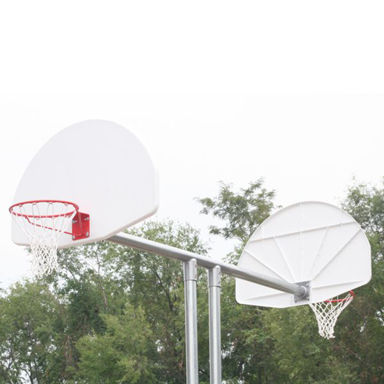 Double Basketball Backstop - 2 Sizes