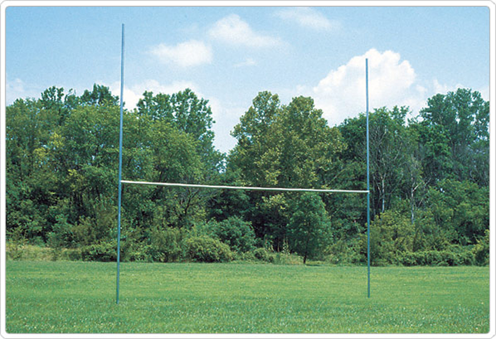 Double Post Football Goal (Pair), 23'4