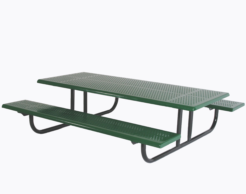 Early Years Rectangular Picnic Table