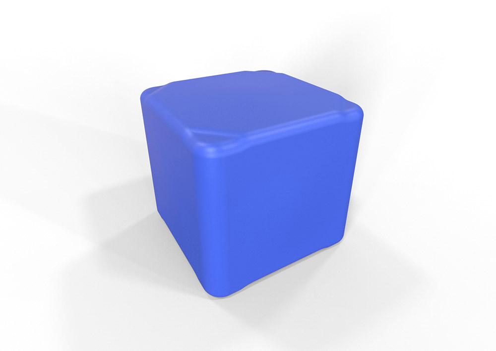 Cube Seat/Table - Multiple Sizes & Colors