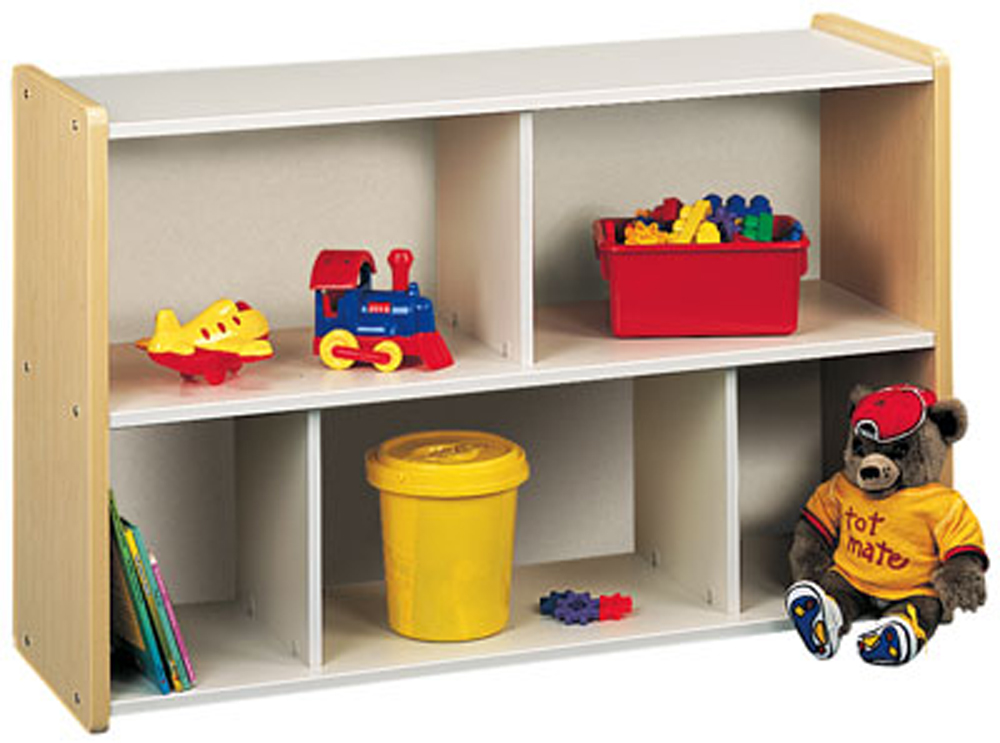 Preschool Shelf Storage