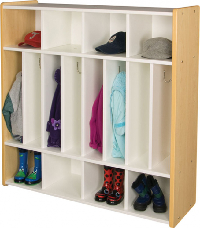 8 - Cubbie Spacesaver Locker