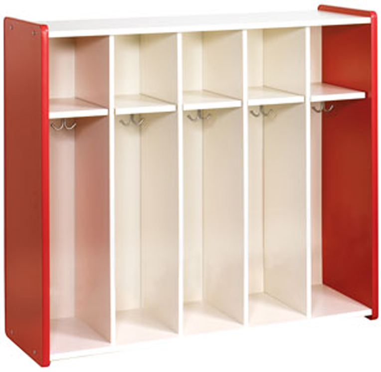 5 - Cubbie Toddler Locker