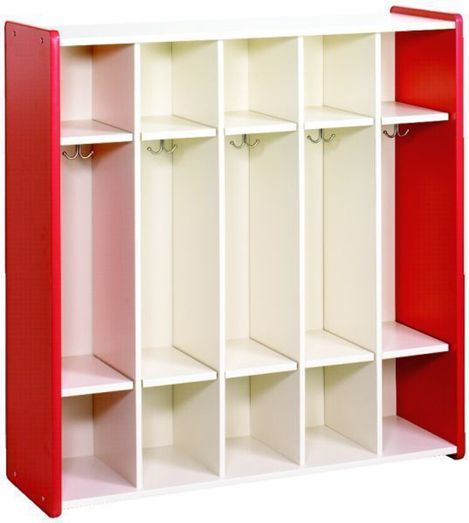 5 - Cubbie Preschool Locker