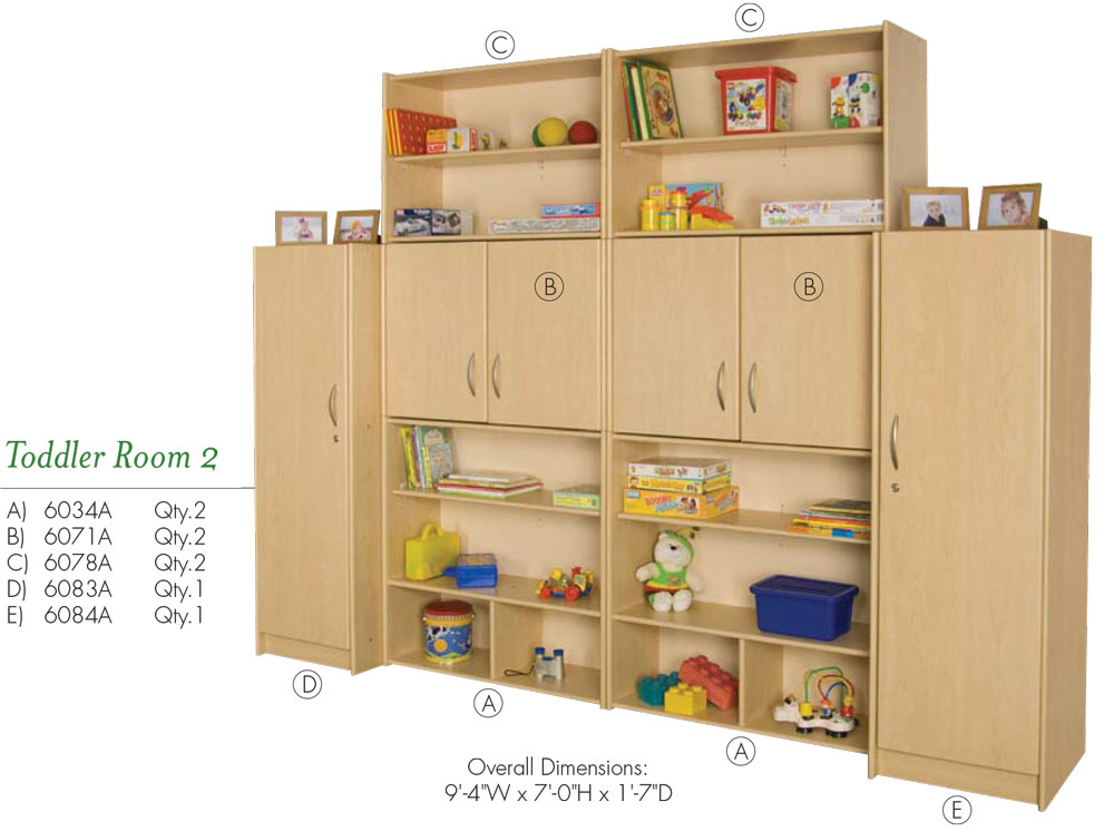Toddler Room 2 VOS System