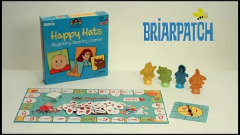 Bob Books Happy Hats Game