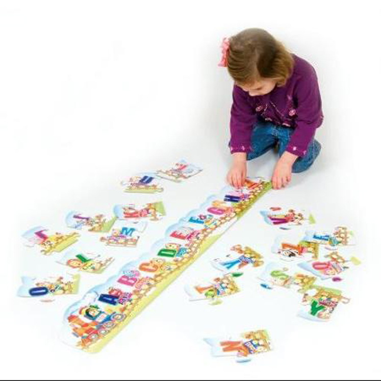 The World of Eric Carle Alphabet - Floor Puzzle