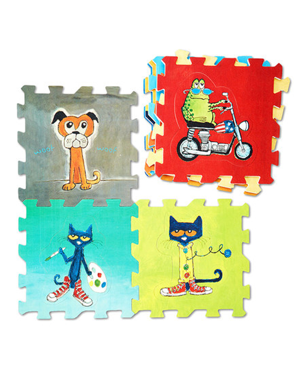 Pete the Cat Foam - Floor Puzzle
