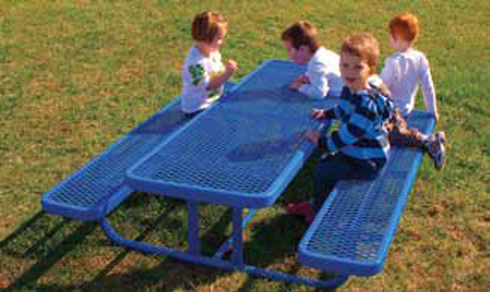 Child's Picnic Table, 4' or 6'