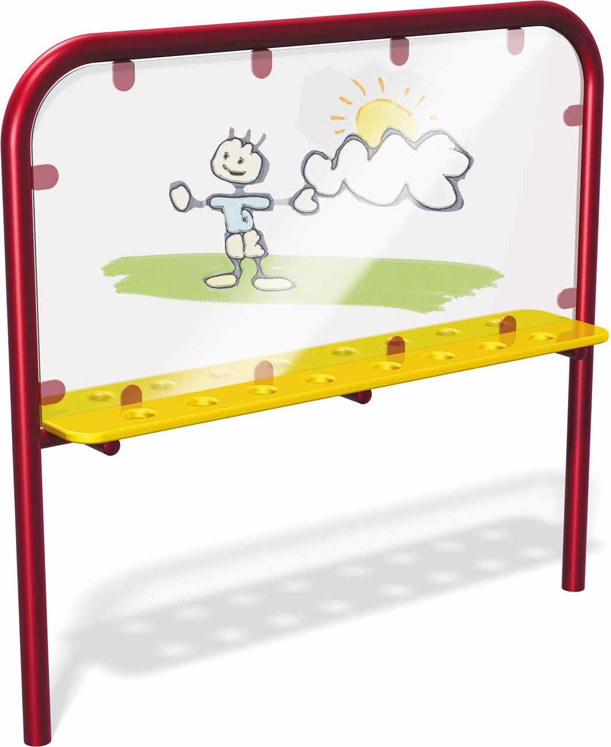 Paint and Play Double Sided Easel