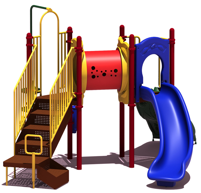 Deer Creek Playground - Playful Colors