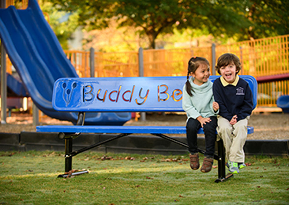 Customizable Buddy Bench