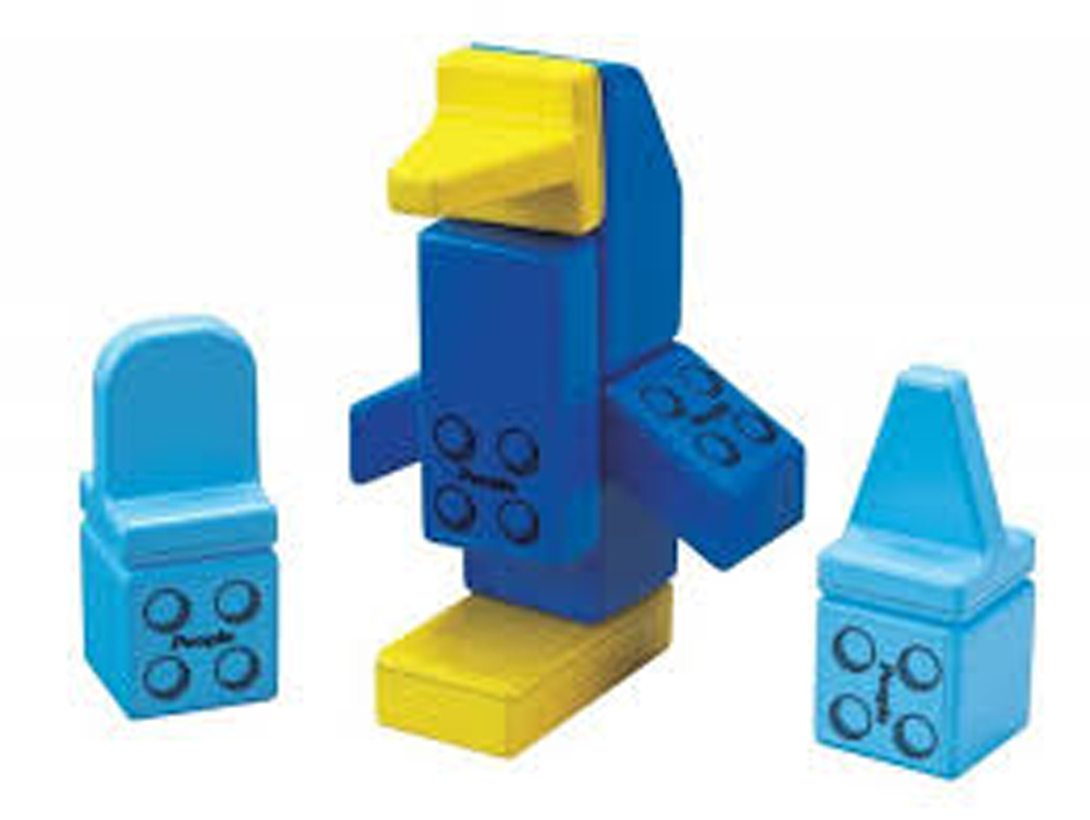 People Blocks Standard - 31 Piece Set