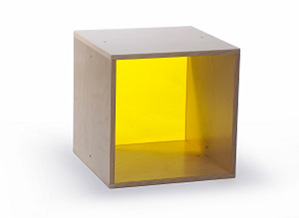 Yellow Cube Storage